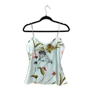 Ted Baker London Cynaria Camisole bird/floral